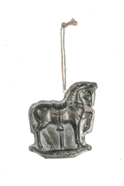Sullivans Rocking-Horse Mold Ornament - Product Mini Image