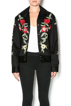 Shoptiques Product: Day Of The Dead Rose Jacket