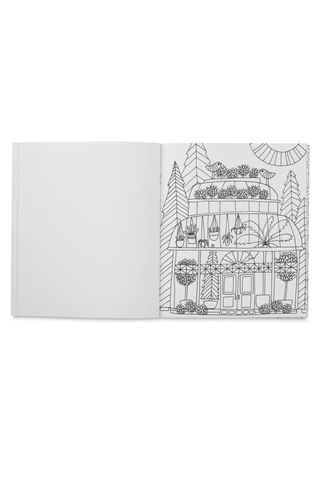 Rockport Arboretum Coloring Book - Front Full Image