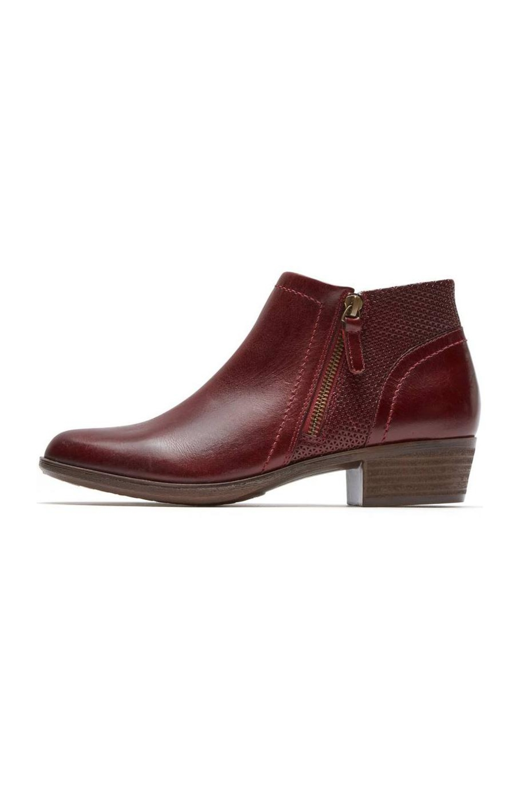 Rockport Oliana Pull-On Bootie - Front Cropped Image