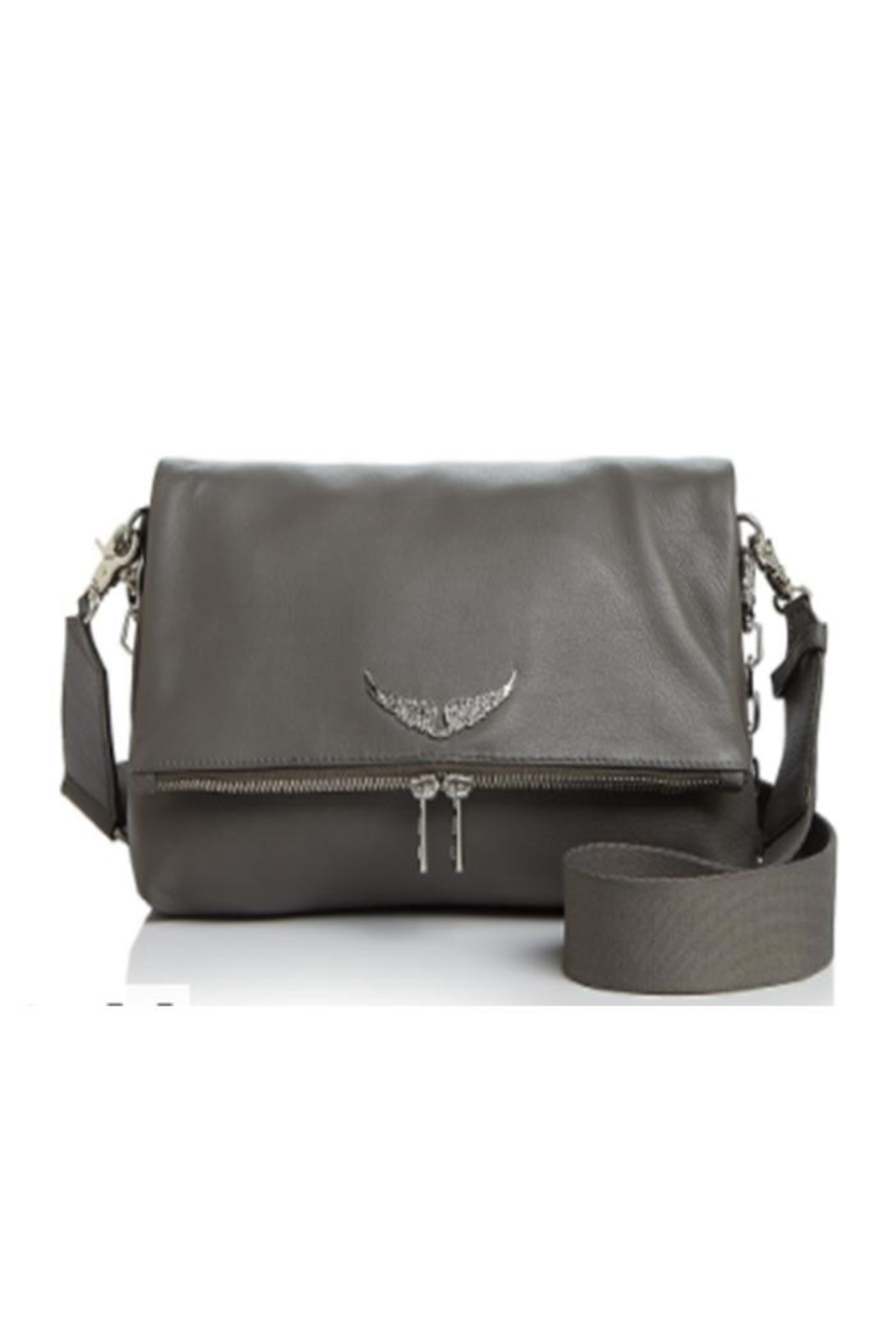 Zadig Voltaire Rocky Bag From New York By Let S Bag It Shoptiques