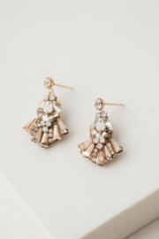 Lovers Tempo  Rococo Drop Earrings - Product Mini Image