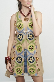 Roja Tribal Vest - Product Mini Image