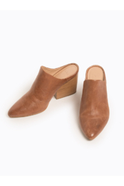 Able Rojas Mule In Cognac - Product Mini Image