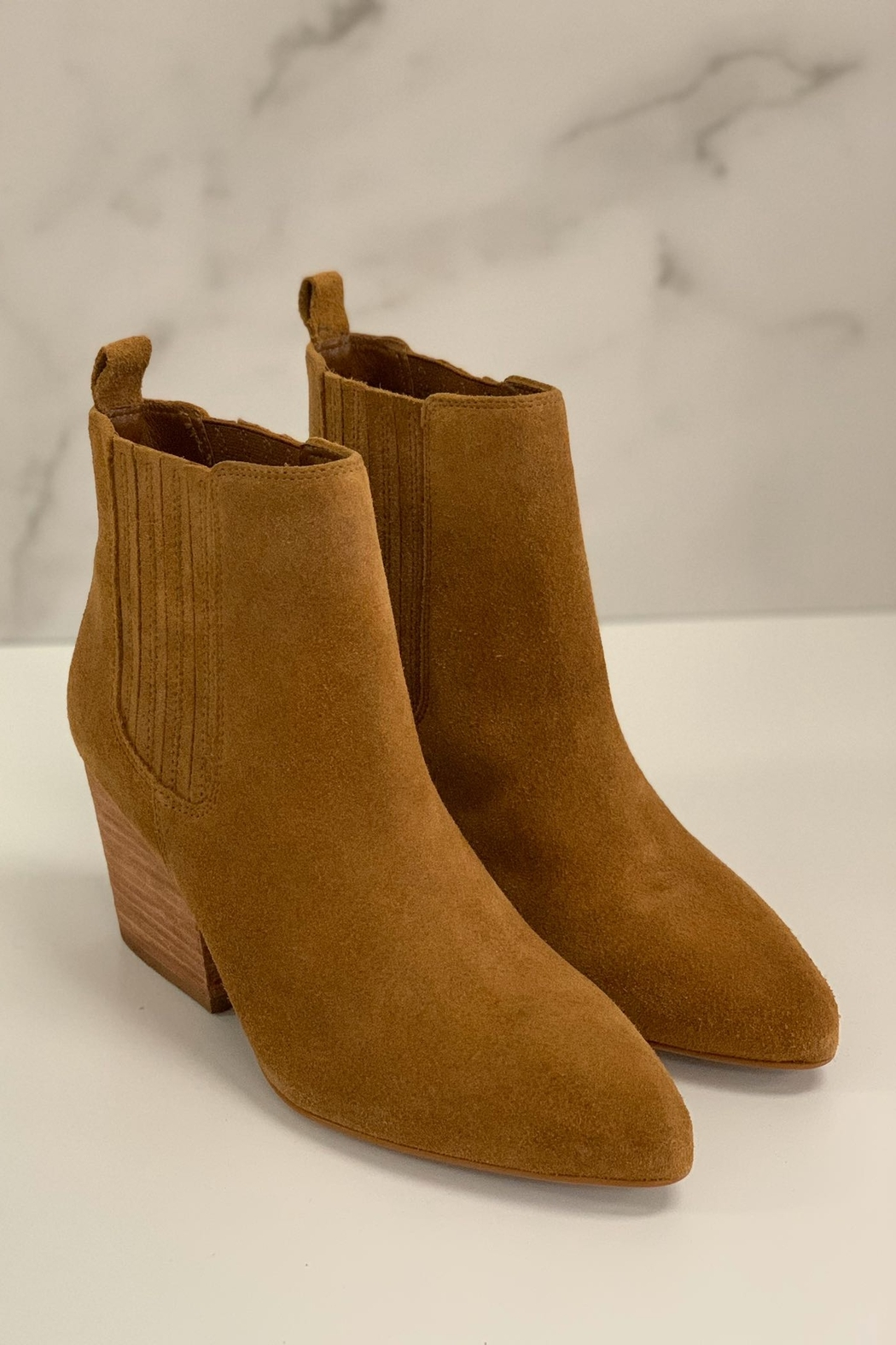 Able Rojas Western Boot In Tobacco - Front Full Image