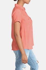 rokoko Button Down Blouse - Side cropped