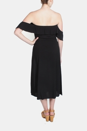 rokoko Black Off-Shoulder Dress - Other