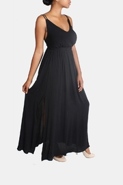 rokoko Tie Back Maxi Dress - Front cropped