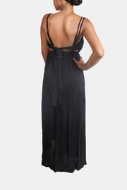 rokoko Tie Back Maxi Dress - Back cropped