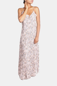 Shoptiques Product: Blush Paisley Maxi Dress