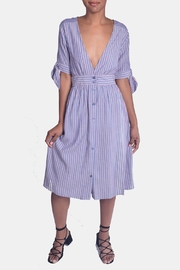 rokoko Candy Striper Dress - Product Mini Image