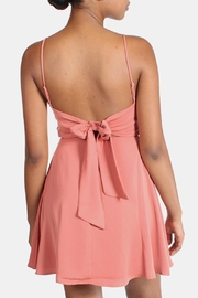 rokoko Tie Back Mini Dress - Other