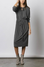 rokoko Drawstring Waisted Dress - Product Mini Image