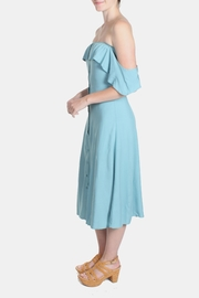 rokoko Mint Off Shoulder Dress - Other