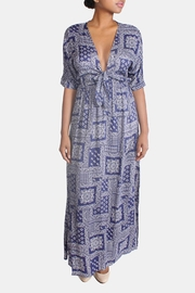 rokoko Paisley Bohemian Maxi Dress - Product Mini Image