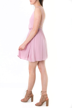 rokoko Pink Strappy Dress - Product List Image