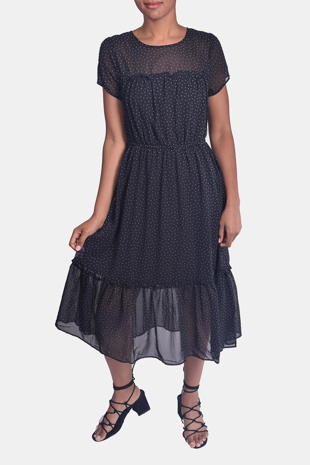 rokoko Polka Dot Dress from Los Angeles by Goldie\'s — Shoptiques