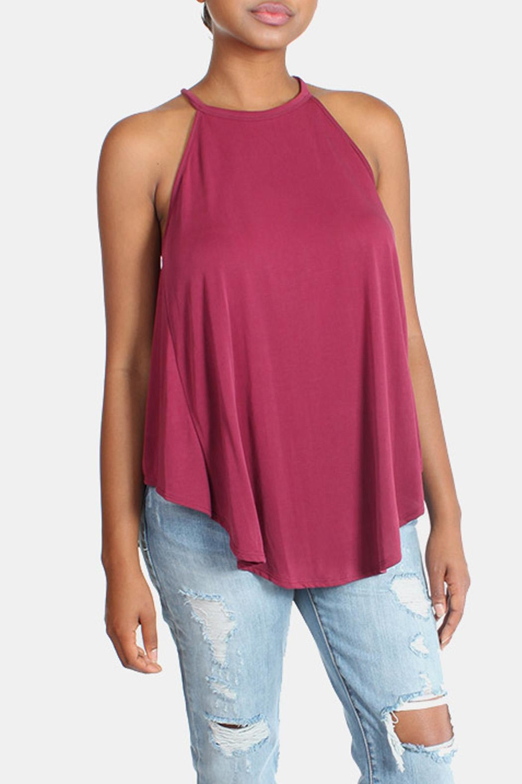 rokoko Ultra Soft Camisole Tunic - Side Cropped Image