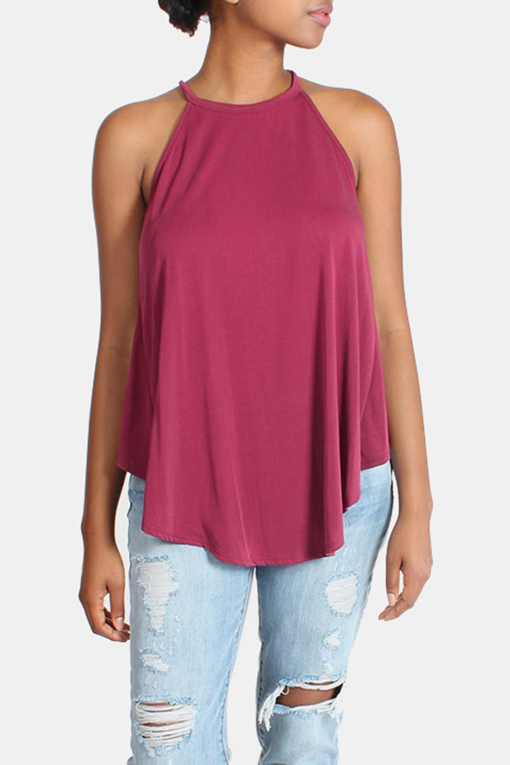 rokoko Ultra Soft Camisole Tunic - Front Cropped Image