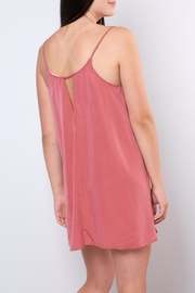 rokoko Relaxed Slip Dress - Back cropped