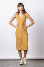 rokoko Ribbed Tank Dress - Product Mini Image