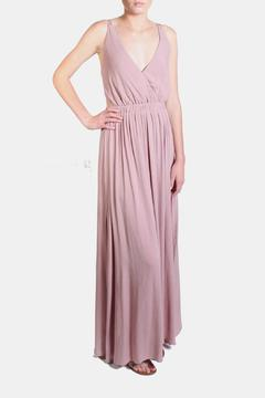 Shoptiques Product: Strappy Bloom Maxi Dress