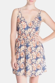 rokoko Summer Lotus Mini Dress - Front cropped