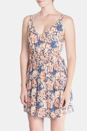 rokoko Summer Lotus Mini Dress - Side cropped