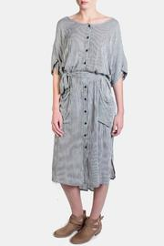 rokoko Tie-Front Resort Dress - Product Mini Image