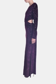 rokoko Velvet Filigree Maxi - Front full body