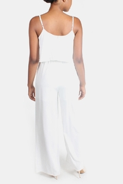 rokoko White Flutter Jumpsuit - Other