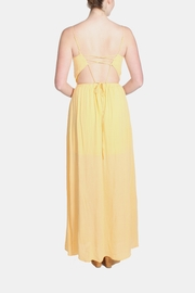 rokoko Yellow Corset Dress - Other