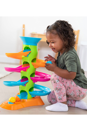 Fat Brain Toys Roll Again Tower - Product Mini Image