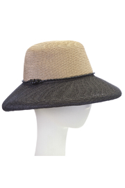 F & M Hat company Roll Brim lampshade hat - Product Mini Image