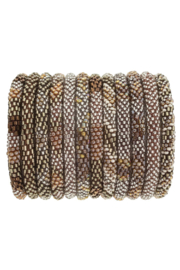 Aid Through Trade Roll-On  Bracelet - Product Mini Image
