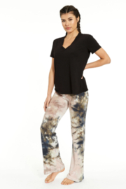 Sundown Roll Over Pant - Front cropped