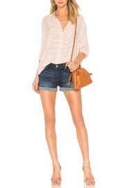 7 For all Mankind Roll Up Short - Product Mini Image