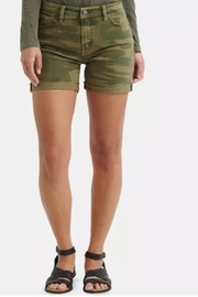 Lucky Brand Roll Up Shorts - Front cropped