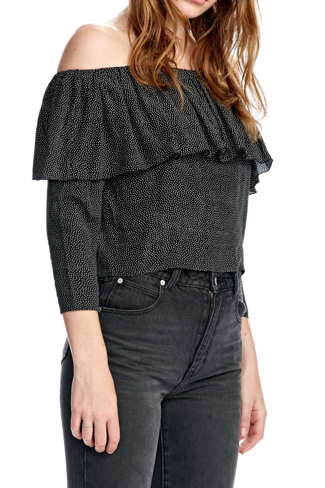 ROLLAS Kelsey Top - Front Full Image
