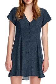 ROLLAS Milla Navy Dress - Product Mini Image