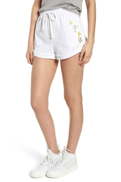 Kendall + Kylie Rolled Drawstring Short - Product List Image