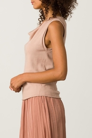 Margaret O'Leary Rolled Edge Tank - Front full body