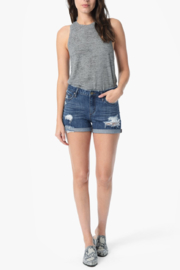 Joe's Jeans Rolled Shorts in Vaneza - Product Mini Image