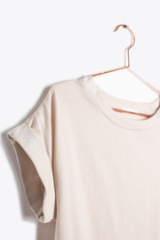 Mod Ref Rolled Sleeve Tee - Front full body