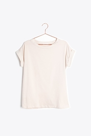 Mod Ref Rolled Sleeve Tee - Side cropped