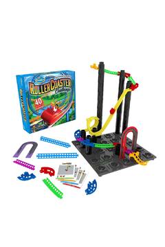 ThinkFun Roller Coaster Challenge - Product List Image