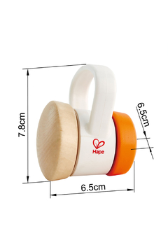 Hape Roller Rattle - Alternate List Image