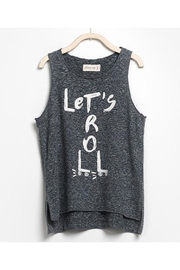 Play Up Rollergirl Tank Top - Front cropped