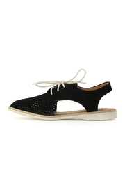 Rollie/Sidecut Lace Up Slingback - Front cropped