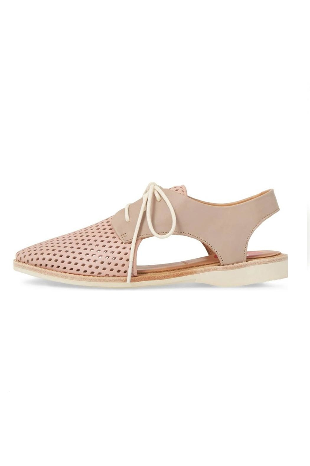 Rollie/Sidecut Lace Up Slingback - Front Cropped Image